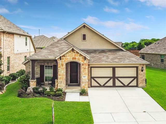 6112 Meandering Creek Drive, Denton, TX 76226 (MLS #14617127) :: Rafter H Realty