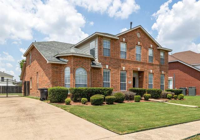 8309 Trace Ridge Parkway, Fort Worth, TX 76137 (MLS #14617367) :: Rafter H Realty