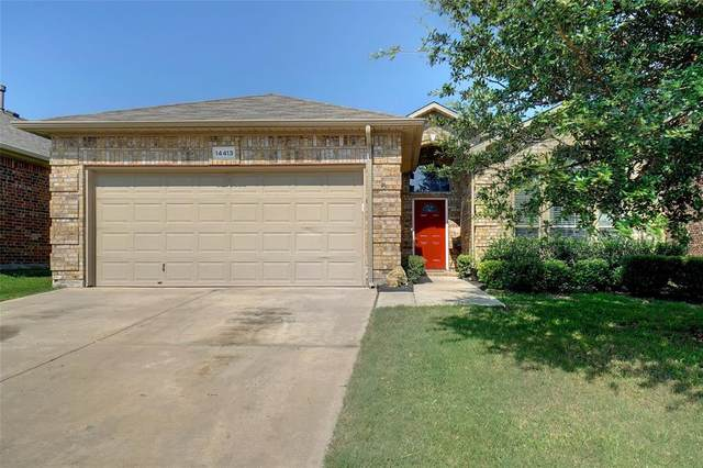 14413 Artesia Court, Fort Worth, TX 76052 (MLS #14617408) :: Rafter H Realty