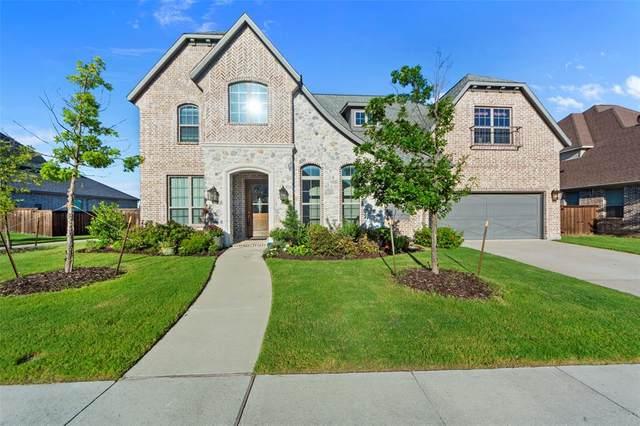 2604 Kermit Drive, Wylie, TX 75098 (MLS #14618058) :: The Hornburg Real Estate Group