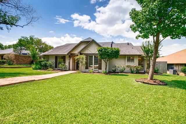 1740 Plummer Drive, Rockwall, TX 75087 (MLS #14618392) :: Real Estate By Design
