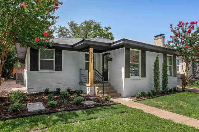 2418 Sunset Avenue, Dallas, TX 75211 (MLS #14618632) :: Wood Real Estate Group