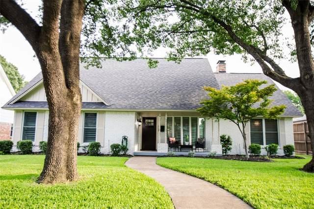 9928 Edgecove Drive, Dallas, TX 75238 (MLS #14618761) :: Wood Real Estate Group