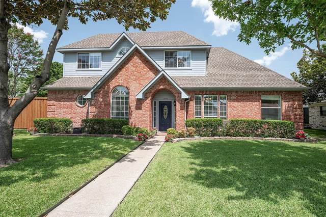 1004 Harness Lane, Richardson, TX 75081 (MLS #14619205) :: Rafter H Realty