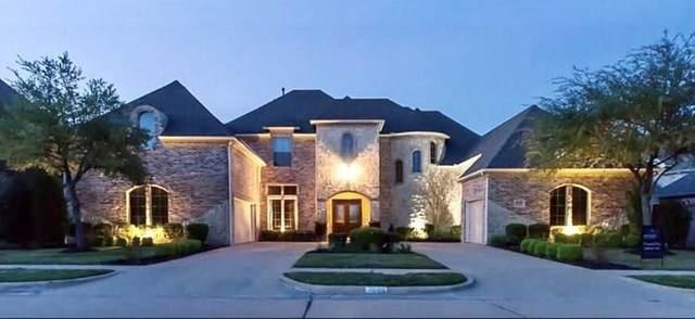 2588 W Creek Drive, Frisco, TX 75033 (MLS #14619239) :: The Property Guys