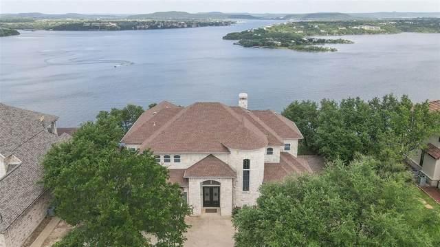 245 Bay Hill Drive, Possum Kingdom Lake, TX 76449 (MLS #14619577) :: All Cities USA Realty