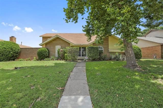 113 Trailridge Drive, Richardson, TX 75081 (MLS #14619648) :: Wood Real Estate Group