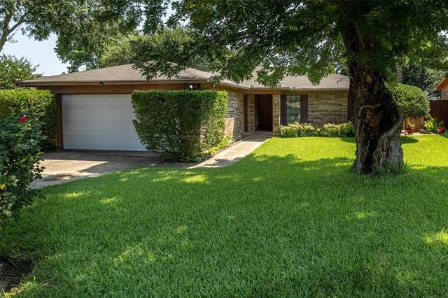 7029 Woodmoor Road, Fort Worth, TX 76133 (MLS #14619890) :: The Krissy Mireles Team