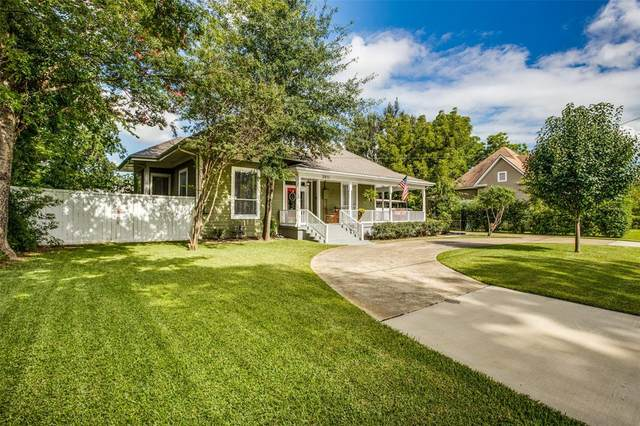 3911 Stonewall Street, Greenville, TX 75401 (MLS #14619925) :: Real Estate By Design
