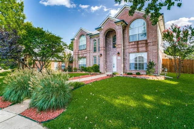 1236 Collin Drive, Lewisville, TX 75077 (MLS #14619998) :: Real Estate By Design