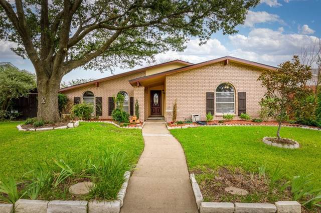 5004 Crutchberry Place, The Colony, TX 75056 (MLS #14620188) :: Real Estate By Design