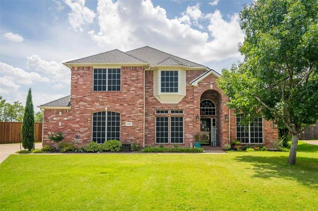 9705 Bison Court, Fort Worth, TX 76244 (MLS #14620398) :: Real Estate By Design