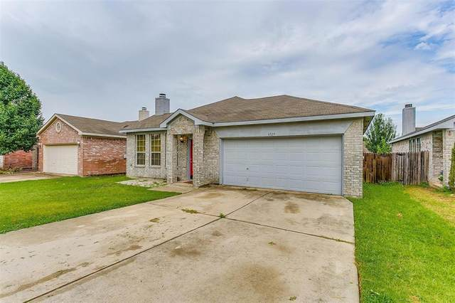 6329 Bay Lake Drive, Fort Worth, TX 76179 (MLS #14620657) :: Real Estate By Design