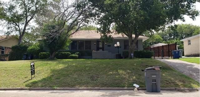 5706 Rocky Ridge Road, Dallas, TX 75241 (MLS #14620823) :: The Krissy Mireles Team
