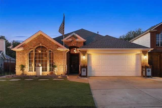 603 Lake Bridge Drive, Lake Dallas, TX 75065 (MLS #14620985) :: Real Estate By Design