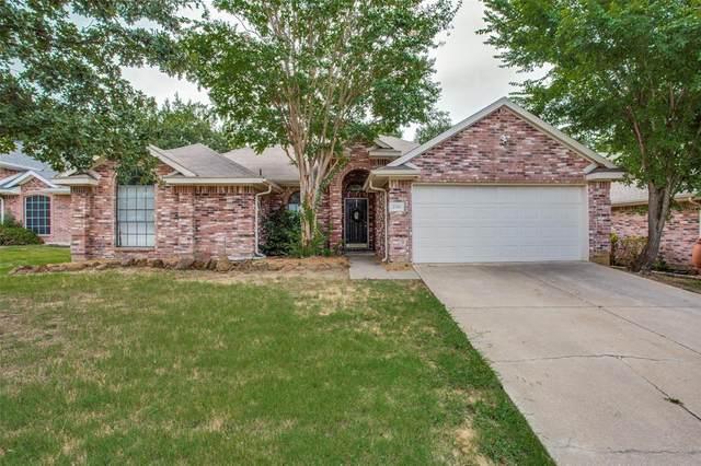 2700 Zachary Drive, Corinth, TX 76210 (MLS #14621129) :: The Mitchell Group