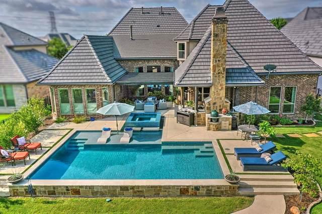 5312 Sendero Drive, Benbrook, TX 76126 (MLS #14621319) :: Real Estate By Design