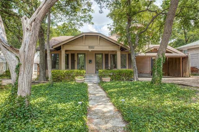 1220 Cedar Hill Avenue, Dallas, TX 75208 (MLS #14621352) :: Real Estate By Design