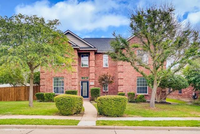 1533 Sleepy Hollow Drive, Allen, TX 75002 (MLS #14622183) :: Feller Realty