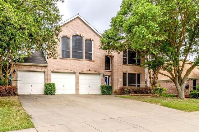 2712 Briarcrest Drive, Burleson, TX 76028 (MLS #14622312) :: Wood Real Estate Group