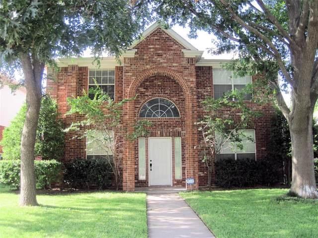 1703 Live Oak, Allen, TX 75002 (MLS #14622330) :: RE/MAX Pinnacle Group REALTORS