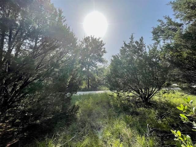 LOT 22 Lacy Road, Possum Kingdom Lake, TX 76449 (MLS #14622494) :: Robbins Real Estate Group