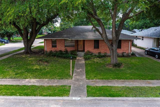 604 Hambrick Road, Dallas, TX 75218 (MLS #14622528) :: Wood Real Estate Group