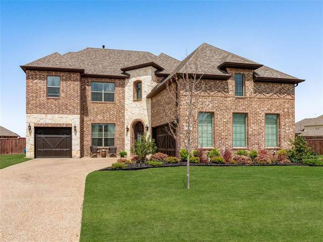 1312 Sandpiper Drive, Forney, TX 75126 (MLS #14622615) :: The Mitchell Group