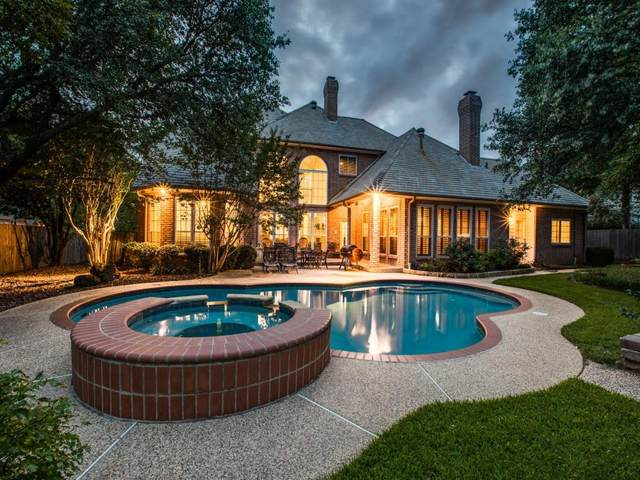 5109 Summerbrook Drive, Colleyville, TX 76034 (MLS #14622768) :: Front Real Estate Co.