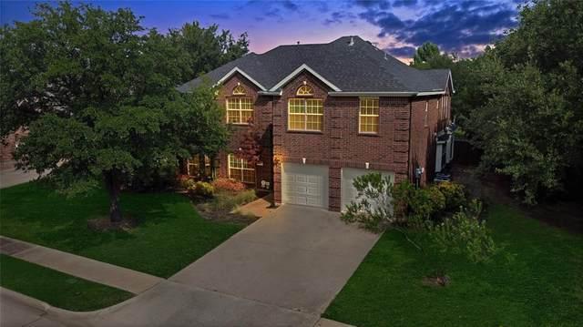 5802 Blazing Star Road, Frisco, TX 75036 (MLS #14622820) :: Wood Real Estate Group