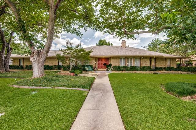 4525 Harvest Hill Road, Dallas, TX 75244 (MLS #14622905) :: Wood Real Estate Group