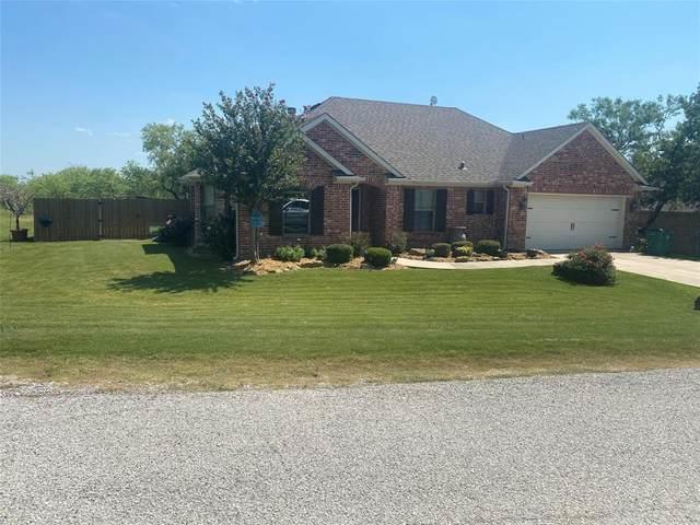 110 Cactus Canyon Drive, Jacksboro, TX 76458 (MLS #14623007) :: Rafter H Realty