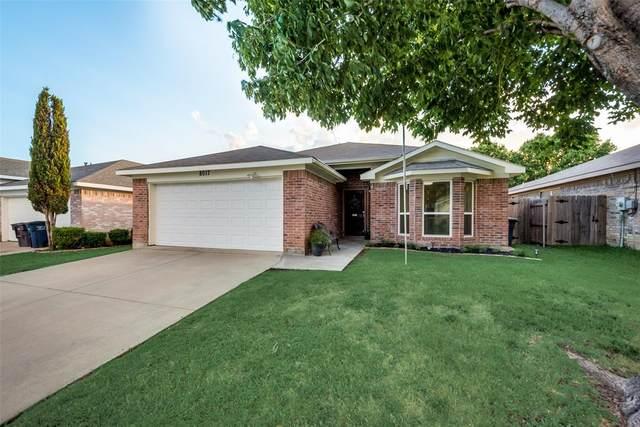 8017 Cannonwood Drive, Fort Worth, TX 76137 (MLS #14623028) :: The Krissy Mireles Team