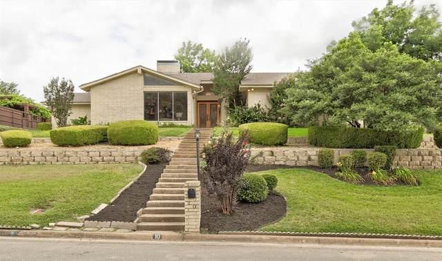 10 Crosslands Road, Benbrook, TX 76132 (MLS #14623528) :: Wood Real Estate Group
