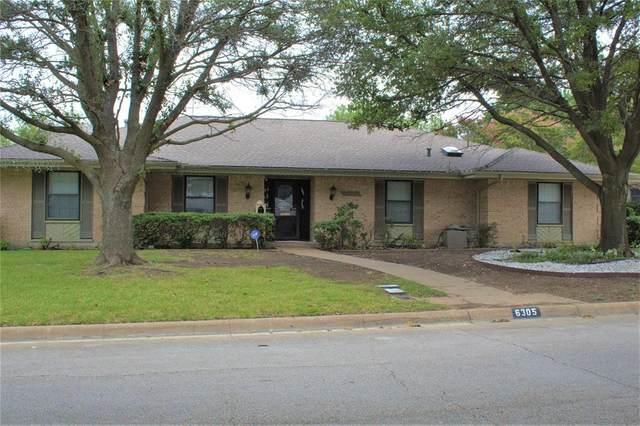 6305 Talgarth Court, Fort Worth, TX 76133 (MLS #14623539) :: Real Estate By Design