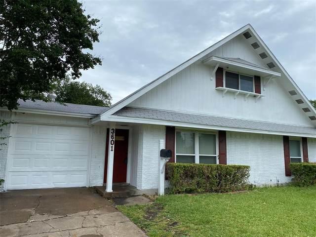3601 Bobbie Lane, Garland, TX 75042 (MLS #14623545) :: Wood Real Estate Group