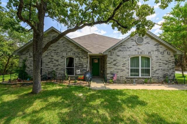 10 Mesquite Ridge, Cross Roads, TX 76227 (MLS #14623773) :: Wood Real Estate Group
