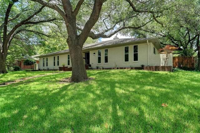 9659 Millridge Drive, Dallas, TX 75243 (MLS #14624041) :: Wood Real Estate Group