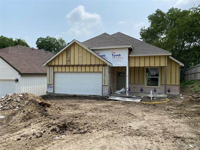 1313 Kimbrough Street, White Settlement, TX 76108 (MLS #14624099) :: Real Estate By Design