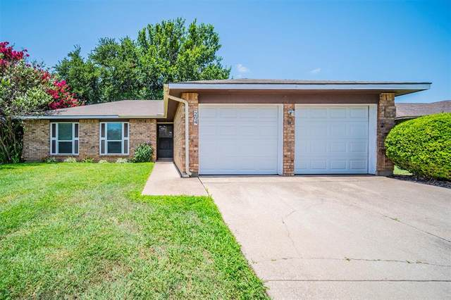 204 Suttonwood Drive, Fort Worth, TX 76108 (MLS #14624162) :: Rafter H Realty