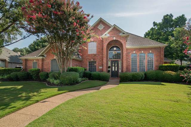 209 Manor Place, Southlake, TX 76092 (MLS #14624172) :: The Property Guys