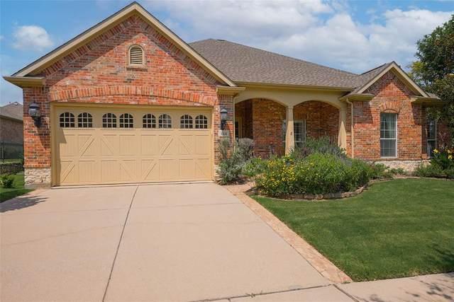 614 Crooked Creek Drive, Frisco, TX 75036 (MLS #14624239) :: The Daniel Team