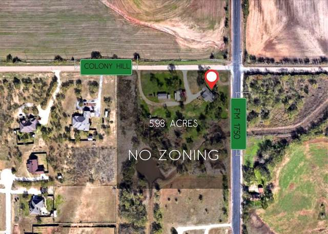 1511 Colony Hill Road, Abilene, TX 79602 (MLS #14624267) :: The Daniel Team