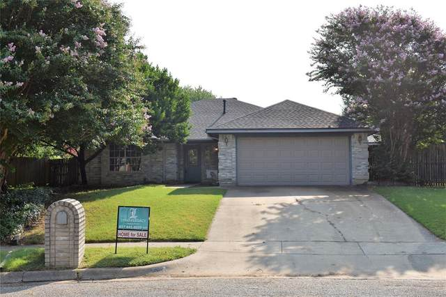 687 Pryor Court N, Keller, TX 76248 (MLS #14624305) :: Real Estate By Design