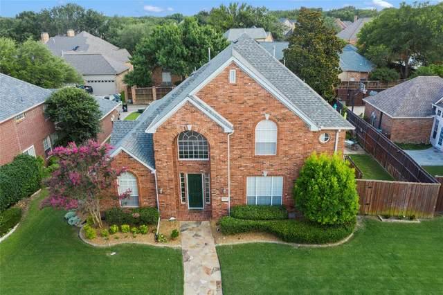 3416 Grand Mesa Drive, Plano, TX 75025 (MLS #14624439) :: Wood Real Estate Group