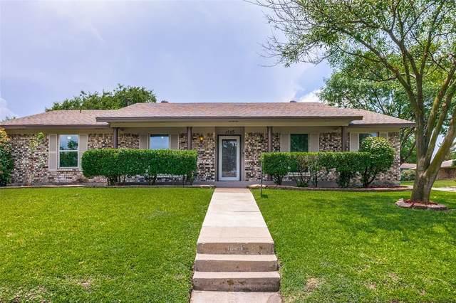 1525 Springbrook Street, Mesquite, TX 75149 (MLS #14624546) :: The Krissy Mireles Team