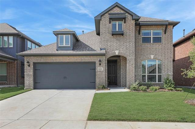 1401 Thrasher Drive, Little Elm, TX 75068 (MLS #14624627) :: Wood Real Estate Group