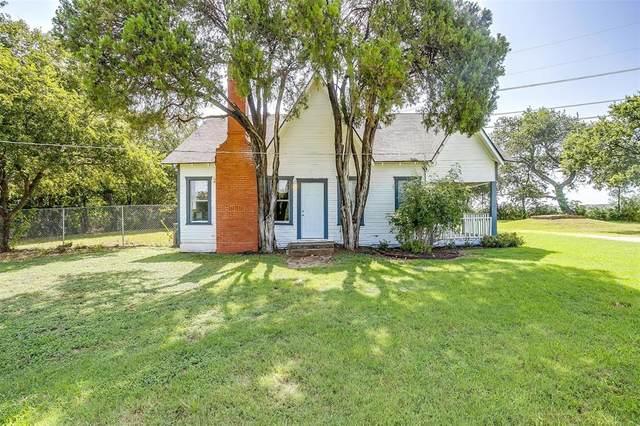 801 S Hampton Road, Crowley, TX 76036 (MLS #14624847) :: Craig Properties Group