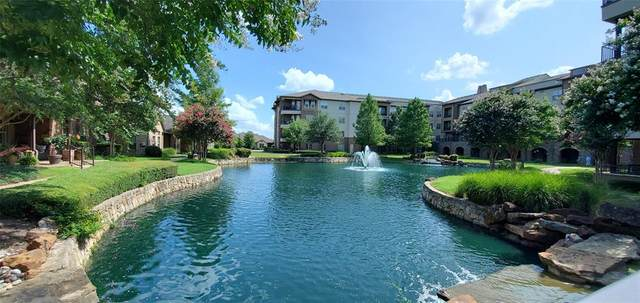 301 Watermere Drive #205, Southlake, TX 76092 (MLS #14624878) :: The Chad Smith Team