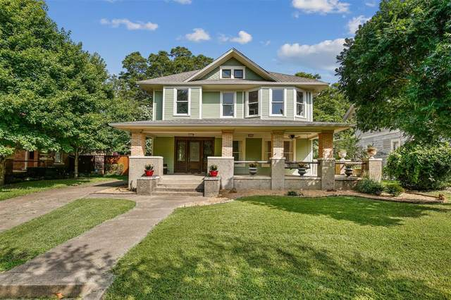 4933 Tremont Street, Dallas, TX 75214 (MLS #14624920) :: Rafter H Realty